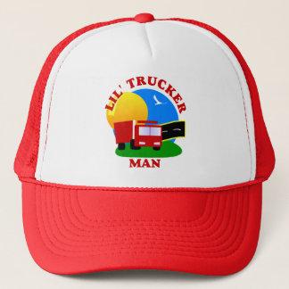 Little Trucker Man Hat