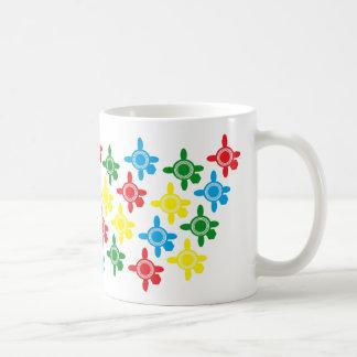 Little turtle coffee mug