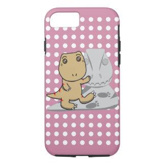 Little Tyrannosaurus-Newborn Baby Got Talent iPhone 8/7 Case