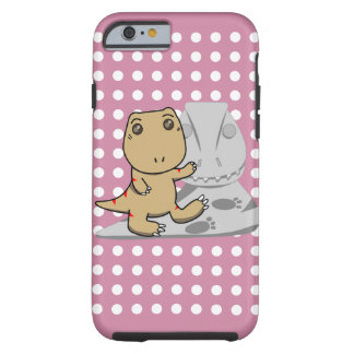 Little Tyrannosaurus-Newborn Baby Got Talent Tough iPhone 6 Case