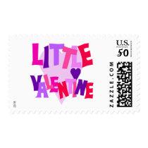 Little Valentine Postage