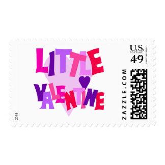 Little Valentine Stamp