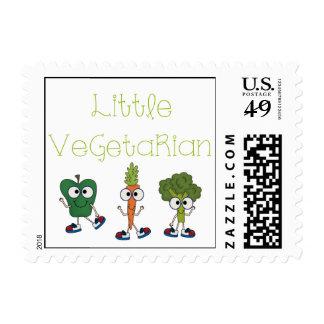 Little Vegetarian Stamp