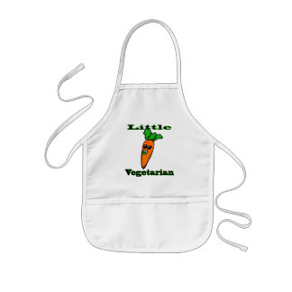 Little Veggie Kid's Apron