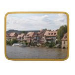 Little Venice in Bamberg MacBook Pro Sleeves
