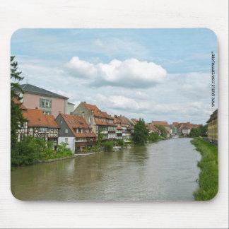 Little Venice in Bamberg Mousepads