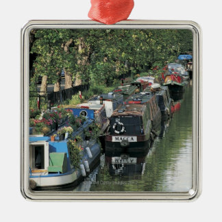Little Venice in London, England Metal Ornament