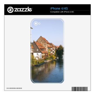 Little Venice (Klein Venedig) and River Regnitz Skin For The iPhone 4S