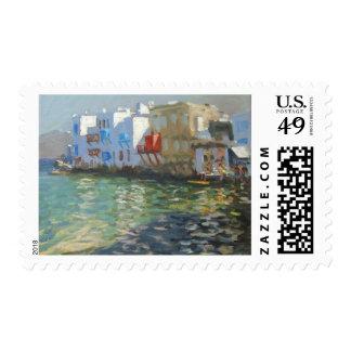 Little Venice Mykonos Postage
