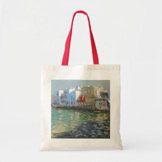 Little Venice Mykonos Tote Bag