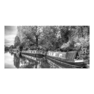 Little Venice Narrow Boats Card