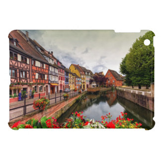 Little Venice, petite Venise, in Colmar, France iPad Mini Cover