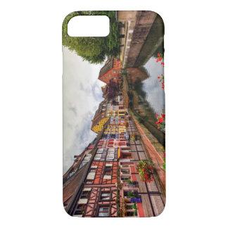 Little Venice, petite Venise, in Colmar, France iPhone 7 Case