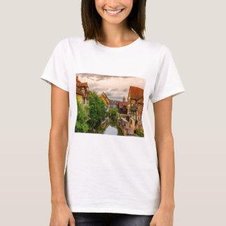 Little Venice, petite Venise, in Colmar, France T-Shirt