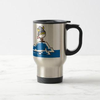 Little Viking Boy Coffee Mugs