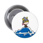 Little Viking Boy Pins