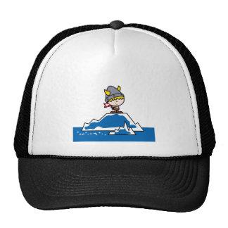 Little Viking Boy Trucker Hat