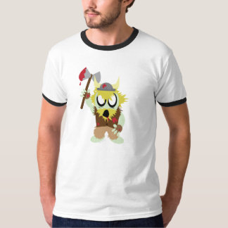Little Viking Zombie Tee Shirt