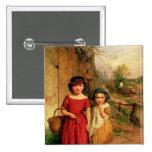 Little Villagers, 1869 Pinback Buttons