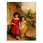 Little Villagers, 1869 Post Cards