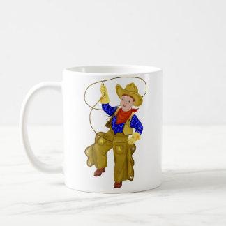 Little Vintage Cowboy Coffee Mug