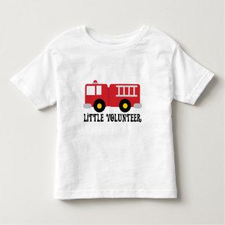 Little Volunteer (Firefighter) Toddler T-shirt