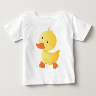Little Walking Duck Baby T-Shirt