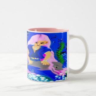 Little Water Girl  Mug