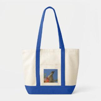 Little Wattlebird Tote Bag