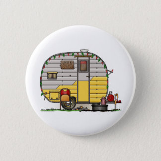 Little Western Camper Trailer Button
