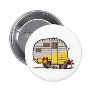 Little Western Camper Trailer Button