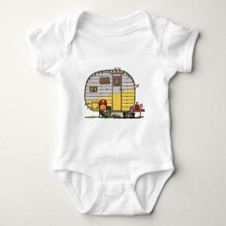 Little Western Camper Trailer Tee Shirt