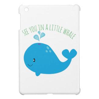 Little Whale iPad Mini Case