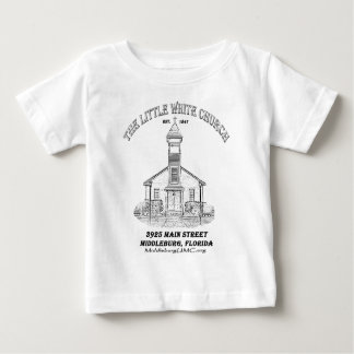 Little White Church Baby T-Shirt
