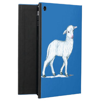 Little White Lamb Case For iPad Air