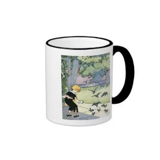 Little Winged Friends Coffee Mug