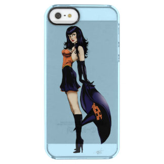 Little Witch Clear iPhone SE/5/5s Case