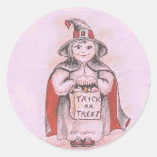 Little Witch sticker