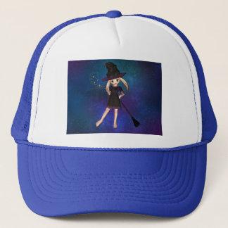Little Witch Trucker Hat
