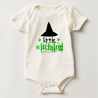 Little Witchling Baby Bodysuit