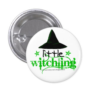 Little Witchling Pin