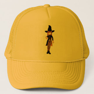 Little Witchy Trucker Hat