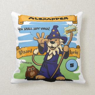 Little Wizard Pillow