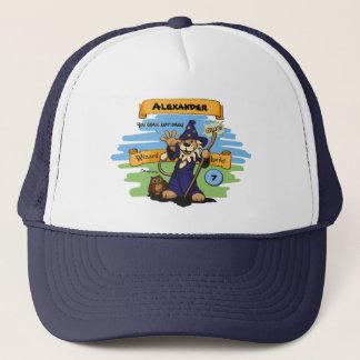 Little Wizard Trucker Hat