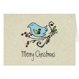 little wobblies christmas card