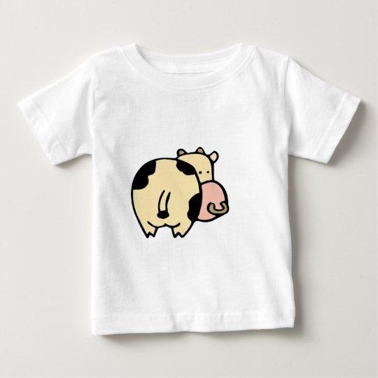 little wobblies doodle cow baby T-Shirt