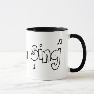 little wobblies just sing mug