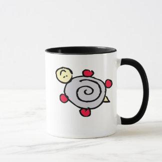 little wobblies turtle mug