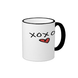 little wobblies XOXO Coffee Mugs
