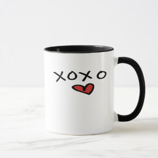 little wobblies XOXO Mug